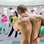 ЛФК поможет при остеохондрозе