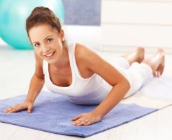 Лечебная физкулътура при остеохондрозе