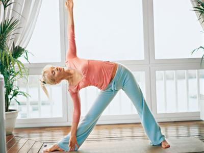 Упражнения для спины дома