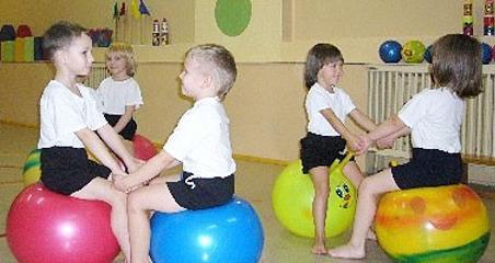 Нарушение осанки у детей дошкольного возраста