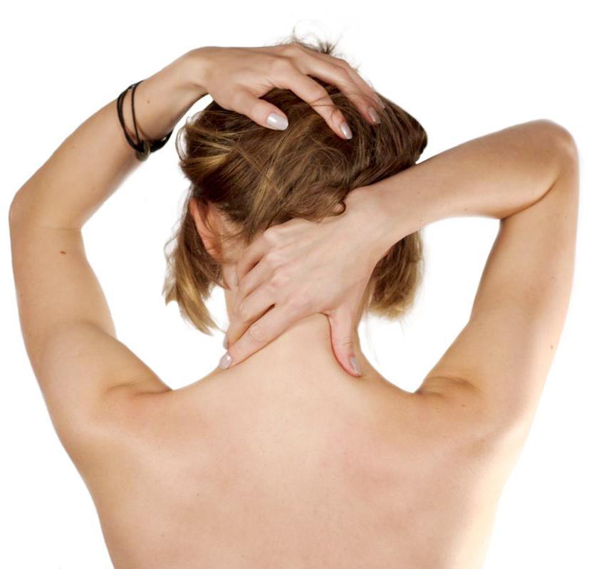 Очень сильно болит спина и есть температура