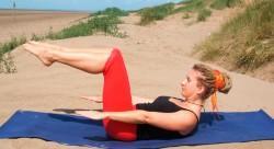 упражнения на спину в домашних условиях