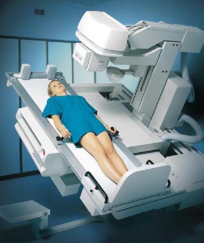 Рентгенография при остеохондрозе