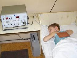 физиотерапия для детей