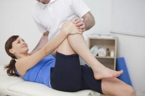 воспаление колена на консультации у врача