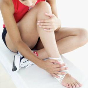 Лечение вывиха голеностопного сустава