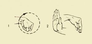 Гимнастика для пальцев рук