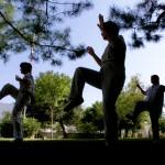 Виды лечебной гимнастики при артрозе коленного сустава