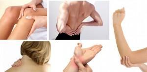 Воспаление суставов лечим мазями