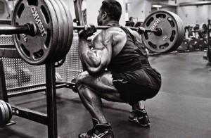 нагрузки на колено