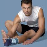 Повреждение связок голеностопного сустава