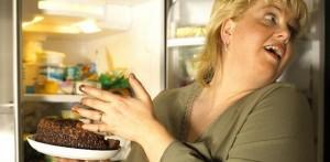 отказ от обильной жирной пищи