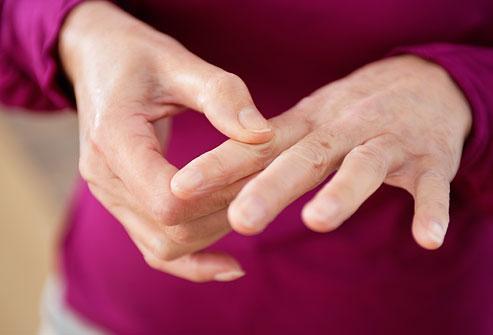 Артроз суставов пальцев рук