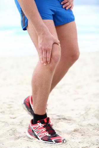 Боль в коленях при ходьбе