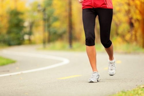 Боли в коленях после бега