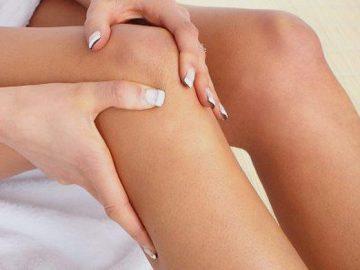 Отложение солей в колене