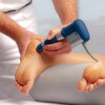 Лечение пяточной шпоры с помощью ультразвука