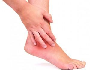Воспаление голеностопного сустава симптомы