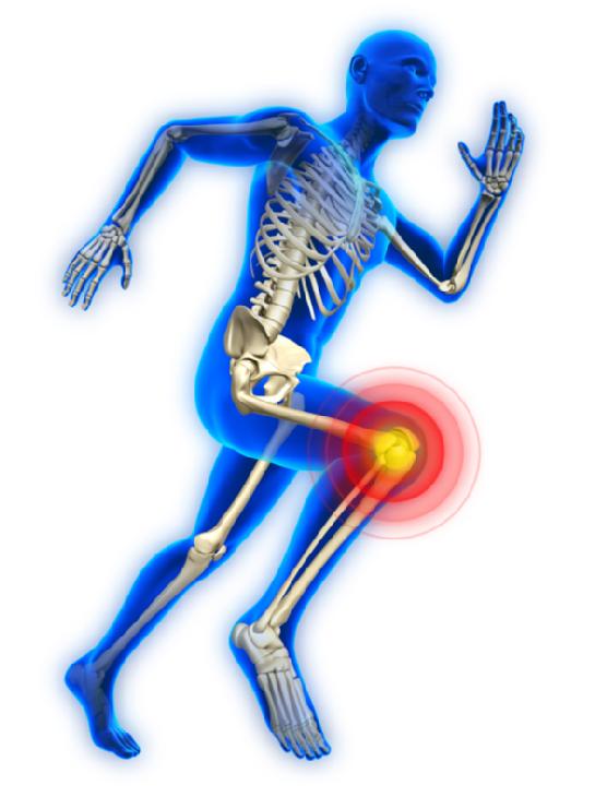 боль в коленном суставе при беге