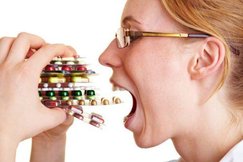 Медикаменты при шейном остеохондрозе