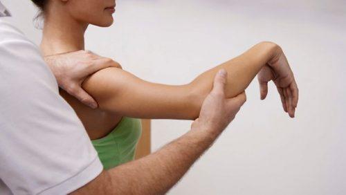 Лечение остеохондроза плеча