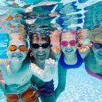 Аквагимнастика от остеохондроза