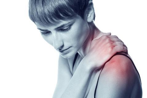 Киста плечевого сустава