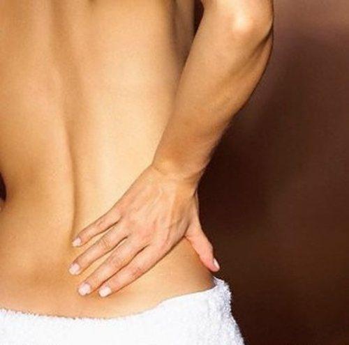 Что делать, если ушибли спину?