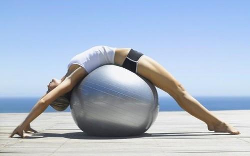 Упражнения при грыже поясницы