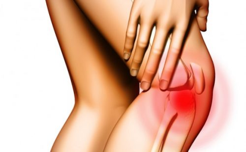 Ганглиевая киста колена