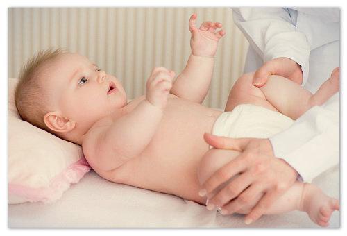 Почему щелкают суставы у детей?