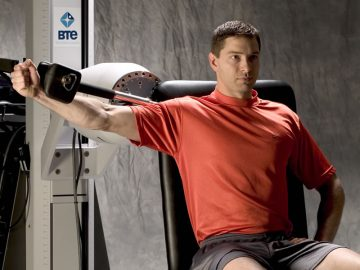Реабилитация после артроскопии плеча