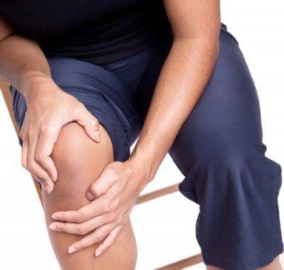Болит чашечка колена