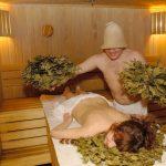 При артрозе поможет баня