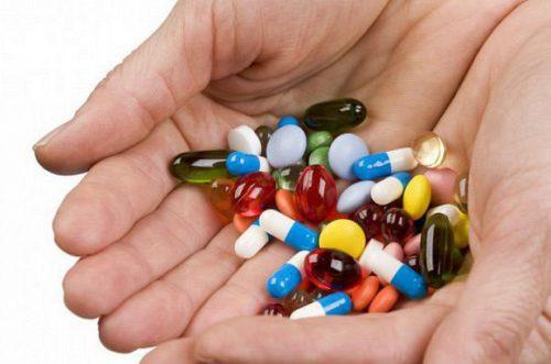 Медикаментозное лечение грыжи позвоночника