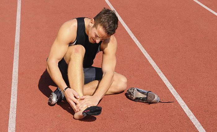 Бег – основная причина травм ног