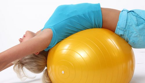 Лечебная гимнастика от остеохондроза