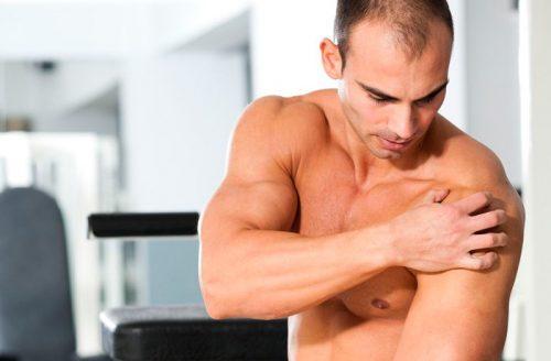 Как укрепить плечевой сустав – делаем упражнения для плеча правильно