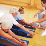 Какие упражнения выполнять при артрозе колена